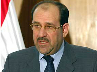 صور: المالكي: سلاح المعارضة السورية بدأ يتسرب إلى العراق / سياسة