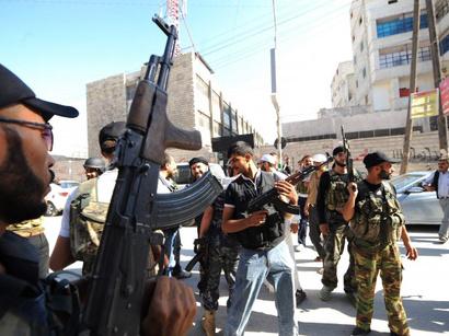 صور: 132 قتيلا والجيش الحر يتقدم بدير الزور  / أحداث