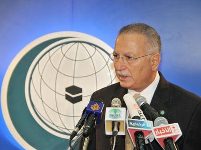 صور: إحسان أوغلى يطلب إرسال لجنة تقصي حقائق دولية إلى غزة / سياسة