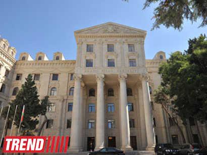 عکس: پاسخ رسمی جمهوری آذربایجان به اعتراض ایران / آذربایجان