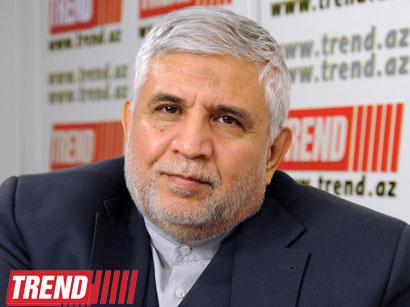 عکس:  سفیر ایران در جمهوری آذربایجان حمله به مرقد جربنعدی را محکوم کرد / اسلام