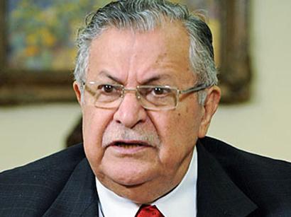 عکس: مداوای رئیس جمهور عراق از سوی پزشکان ایرانی   / ایران