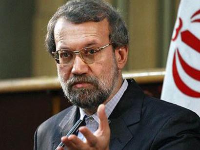 Iran speaker vows parliament support for Tehran-Seoul deals