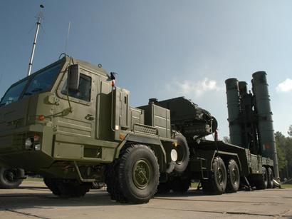 عکس: رزمایش پدافند هوایی کشورهای مشترک المنافع در منطقه خزر جریان دارد / قرقیزستان