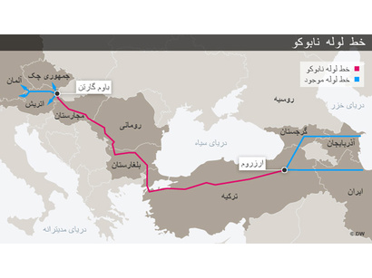 عکس: افزایش نقش جمهوری آذربایجان در تامین گاز اروپا / اخبار تجاری و اقتصادی