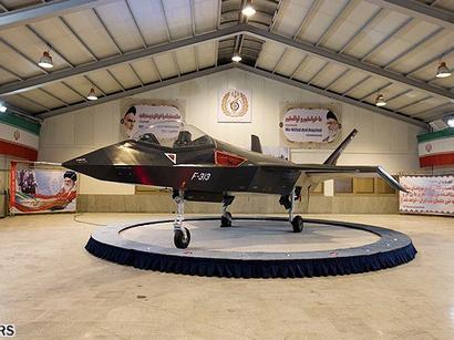 عکس:  رونمایی از هواپيماي جنگنده جدید ایرانی با نام  « قاهر 313 » (گزارش تصویری و ویدیویی)  / ایران