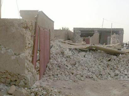 عکس: زلزله در سیستان و بلوچستان: یک کشته در ایران، دهها کشته و زخمی در پاکستان / ایران