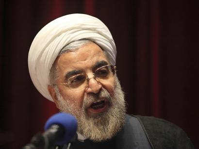 عکس: روحانی با کسب 50.7 درصد آرا رئیس جمهور ایران شد / انتخابات ریاست جمهوری در ایران