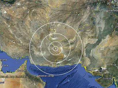 عکس:  زلزله چندین شهر در ایران را لرزاند / ایران