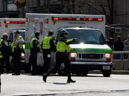 صور:  واشنطن تعتبر تفجيري بوسطن عملا إرهابيا  / أحداث