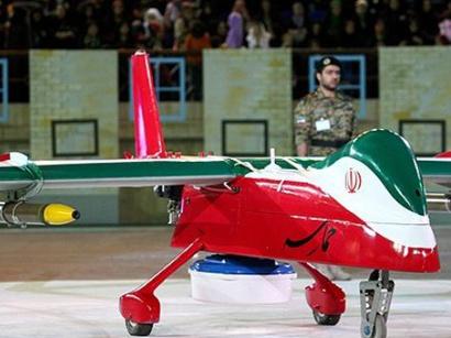 عکس: ايران از یک پهپاد جديد توليد داخل رونمايی کرده است / ایران