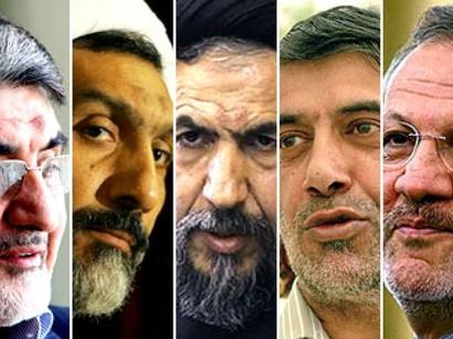 عکس: اختلاف نظر ائتلاف پنجگانه اصولگرایان برای کاندیدای واحد / انتخابات ریاست جمهوری در ایران