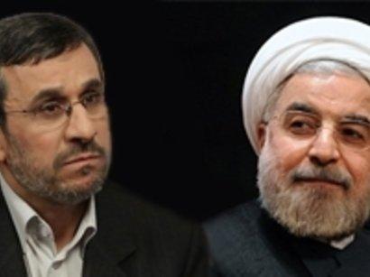 عکس: احمدینژاد روحانی را به مناظره فراخواند / ایران
