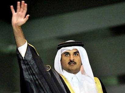 صور:  أمير قطر الجديد يعلن أولوياته الاقتصادية  / سياسة