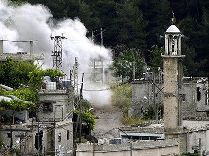 صور:  وفاة قائد لواء التوحيد والنظام يقصف القلمون  / أحداث