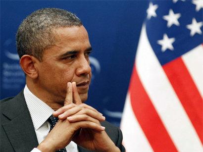 عکس: باراک اوباما بار ديگرتهديد کرد هرگونه تحريم جديد عليه ايران را وتو خواهد کرد / برنامه هسته ای