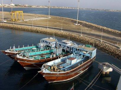 عکس: هند و ایران در بندر چابهار، کارخانۀ کود شیمیایی احداث میکنند / ایران