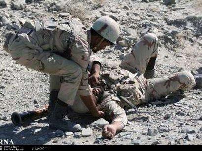 عکس:  14 مرزبان انتظامی در جنوب شرق سیستان و بلوچستان کشته  شدند / سیاست
