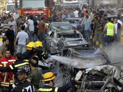 عکس: آذربایجان حمله تروریستی به سفارت ایران در بیروت را محکوم کرد / سیاست