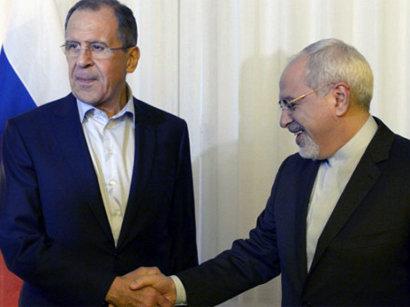 عکس: وزرای خارجه ایران، روسیه و سوریه در مسکو دیدار می کنند / ایران