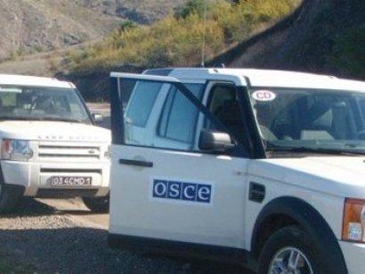 Состоялся мониторинг ОБСЕ на линии противостояния войск