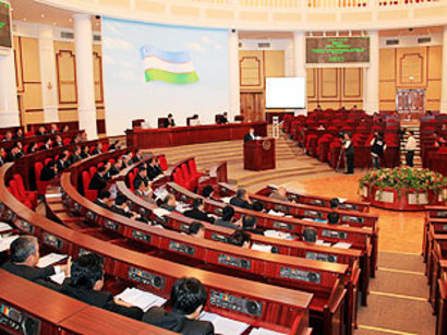Uzbek Senate to hold plenary session in late May