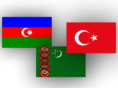 صور: لقاء ثلاثي لوزراء خارجية أذربيجان وتركيا وتركمانستان / سياسة