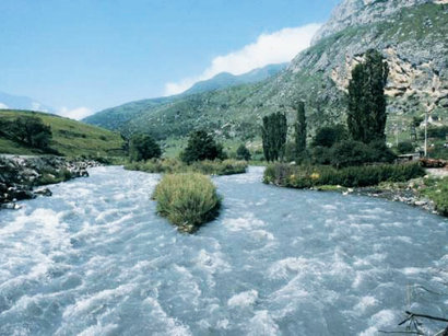 عکس: تلاش تاجیکستان برای توسعه پروژه های برق آبی / کشورهای دیگر
