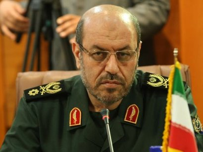 Iranian top general advices US to leave Persian Gulf