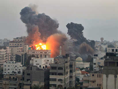 صور: لماذا ردت إسرائيل بعنف على صاروخ واحد أُطلق من غزة؟ (تحليل)  / وجه النظر