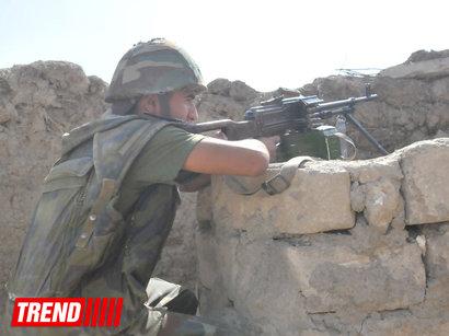 صور: وزارة الدفاع: الوحدات الارمينية المسلحة تخرق وقف اطلاق النار 72 مرة  / أحداث
