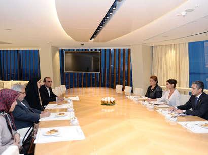 عکس:  دیدار مهربان علی یوا با معاون رئیس جمهور ایران در باکو   / سیاست