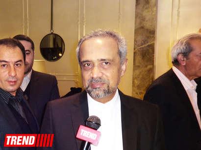 عکس: رئیس دفتر روحانی: آذربایجان می تواند پل ارتباطی ایران و اروپا باشد / ایران