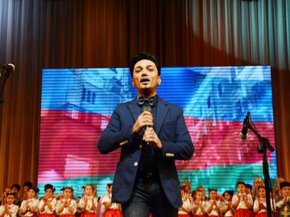 Фаиг Агаев посвятил композицию успехам паралимпийцев на Исламиаде (ВИДЕО)