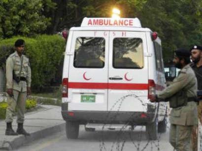 Pakistanda tankerdə yanğın: 148 nəfər həlak olub (YENİLƏNİB-2)
