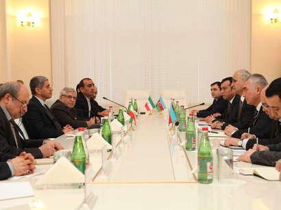 عکس: توسعه مناسبات اقتصادی ایران و جمهوری آذربایجان / اخبار تجاری و اقتصادی