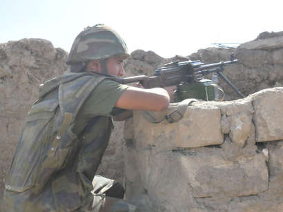 صور: أرمينيا تخرق وقف إطلاق النار 56 مرة خلال اليوم في مختلف اتجاهات / نزاع ناغورني كاراباخ