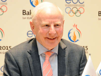 عکس: باکو می تواند دوباره میزبان بازیهای اروپایی شود / آذربایجان