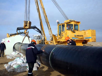 South Stream not a rival for SGC: expert