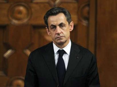 صور: ساركوزي يعلن ترشحه للرئاسة الفرنسية العام المقبل  / البلاد الاخرى
