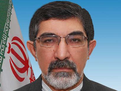 عکس: سفیر: حجم تجارت دوجانبه ایران-ترکمنستان 2 میلیارد دلار افزایش خواهد یافت (مصاحبه) / ایران