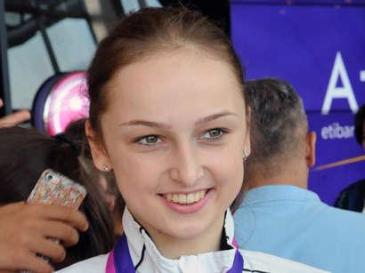 عکس: شمار مدالهای ژیمناستیک آذربایجان به شش عدد رسید؛ روسیه در صدر (تصویری) / کشورهای دیگر