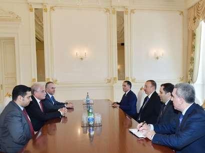 صور: وجود فرص التعاون في مجالات الزراعة والسياحة والصناعة بين اذربيجان ومصر  / سياسة