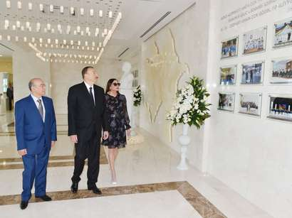 عکس: افتتاح هتل ورزشی در باکو (تصویری) / آذربایجان