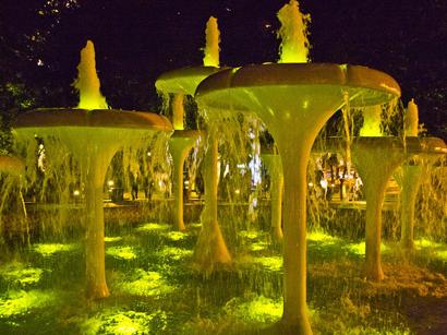 صور: أذربيجان في قائمة أفضل الأماكن السياحية للسائحين المسلمين  / مجتمع