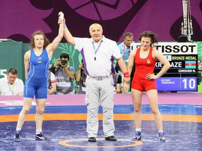 صور: ميدالية ذهبية سابعة لأذربيجان في دورة الألعاب الأوروبية الأولى / مجتمع