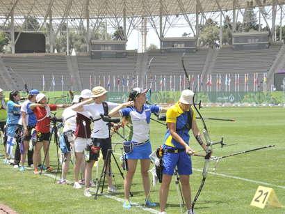 صور: فوز رياضيين إيطاليين بذهبية ثانية  / مجتمع