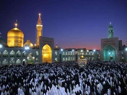 عکس: مشهد برای سال جاری پایتخت جهان اسلام شد / ایران