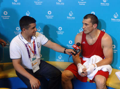 صور:  ملاكم أذربيجاني يحرز الذهبية الـ21 في الألعاب الأوروبية الأولى / مجتمع