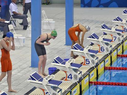 عکس: چهارمین روز رقابتهای شنا در باکو (پخش زنده) / آذربایجان